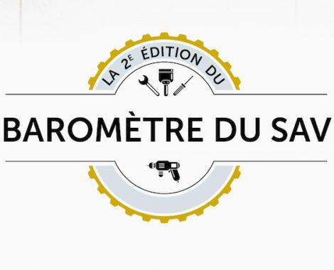 Baromètre Darty du SAV