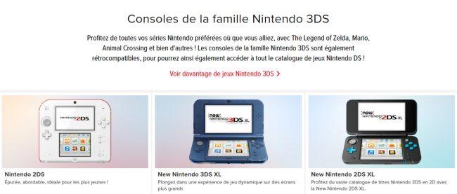 © Capture d'écran (Nintendo.fr)