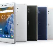 Nokia 3 : Android 9.0 Pie est désormais disponible
