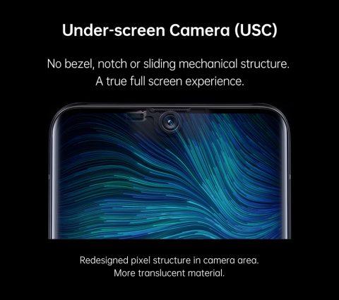 Caméra sous-écran, MeshTalk : Oppo présente sestechnologies du futur