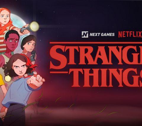 Netflix annonce un nouveau jeu mobile Stranger Things pour 2020