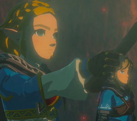 Nintendo annonce la suite de The Legend of Zelda: Breath of the Wild