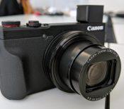 Canon Powershot G7 X Mark III et G5 X Mark II : la gamme de compacts experts s'enrichit