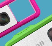 Canon Ivy REC : la mini-caméra d'extérieur sera financée sur Indiegogo