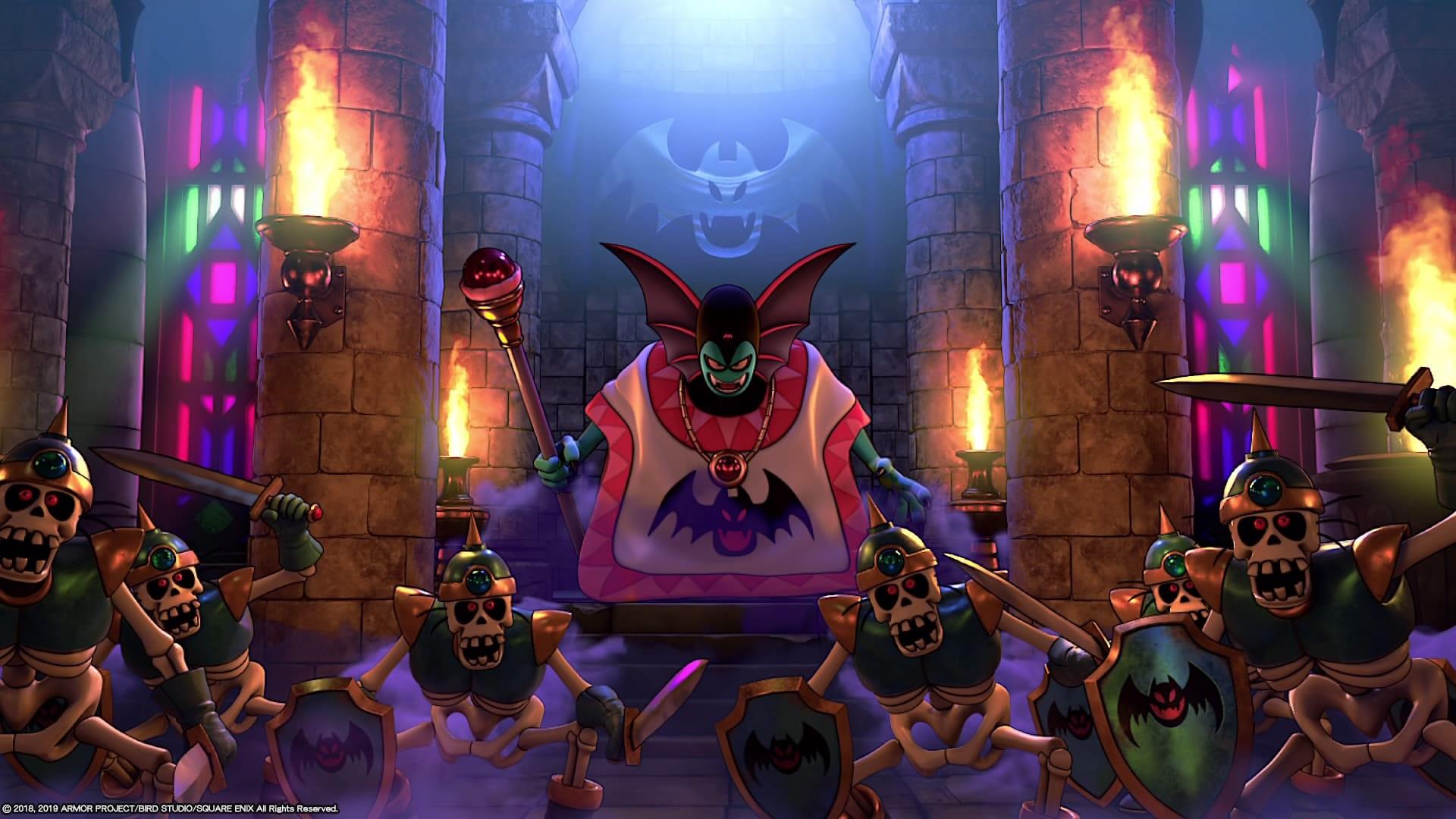 Test de Dragon Quest Builders 2 : Le RPG de construction sur le toit du monde