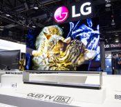 Écrans OLED : LG Display investit 2,3 milliards d'euros pour agrandir son usine coréenne