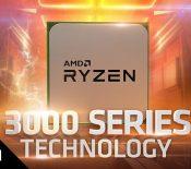 AMD lance ses processeurs Ryzen 3000 et cartes graphiques Radeon RX 5700