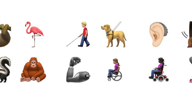 Apple emojis 2019