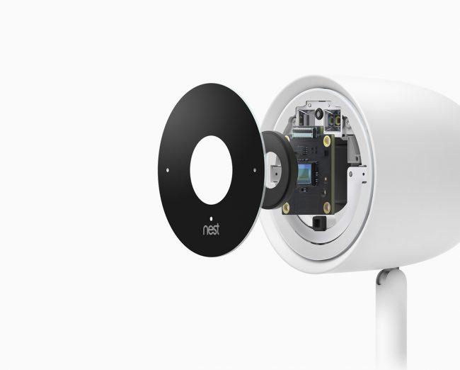 Google Nest Cam IQ intérieure