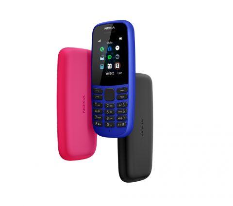 HMD Global dévoile le Nokia 105 : petit prix et grande autonomie