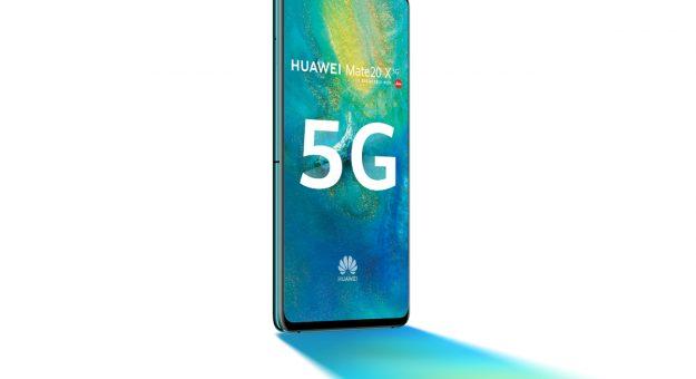Huawei va lancer son premier smartphone 5G ce mois-ci