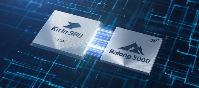 Kirin 980 & Balong 5000