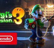 Luigi's Mansion 3 donne rendez-vous à Halloween