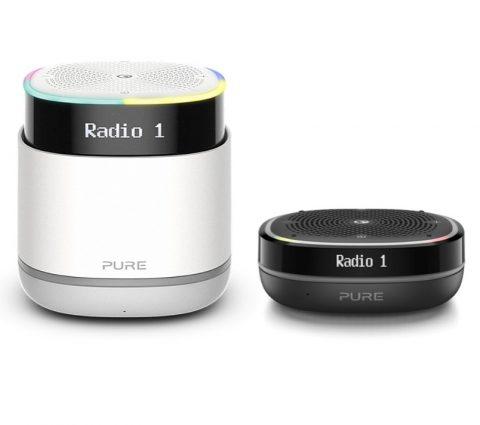 Pure lance sa nouvelle gamme d'enceintes portables avec radio intégrée