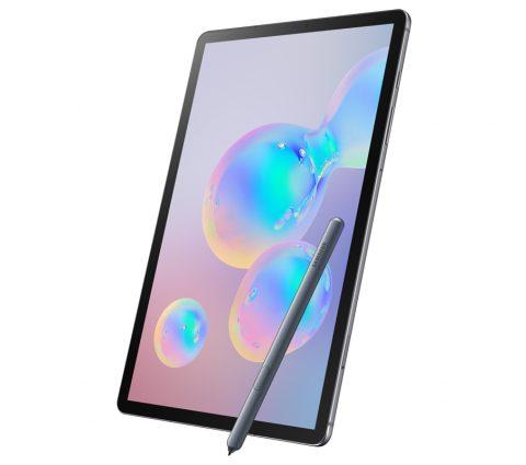 Une Samsung Galaxy Tab S6 5G est en route