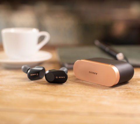 Sony WF-1000XM3 : les nouveaux écouteurs true wireless à réduction de bruit sont officiels