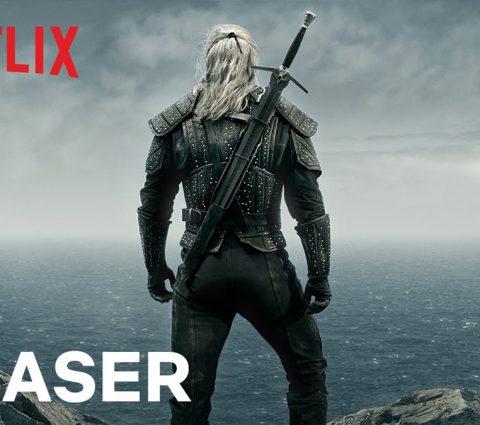 The Witcher : la série Netflix se dévoile dans une première bande-annonce