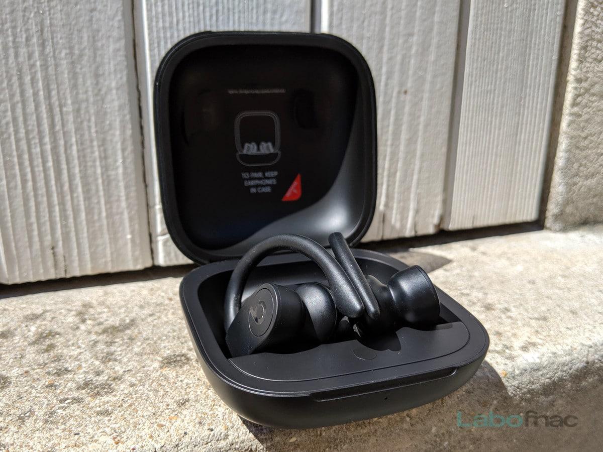 Test des Beats Powerbeats Pro : pour le sport, mais pas