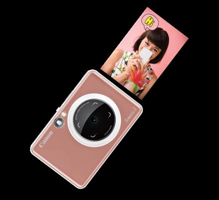 Prise en main du Canon Zoemini S : le minimum syndical pour cet appareil photo instantané