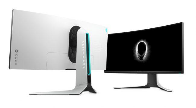L'Alienware 34 © Dell