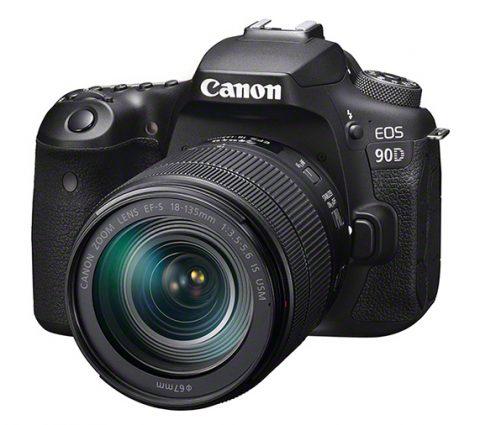Canon EOS 90D : caractéristiques et prix du nouveau reflex APS-C