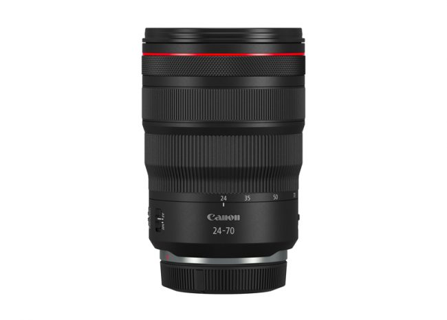 Le Canon RF 24-70mm F2.8L IS USM © Canon