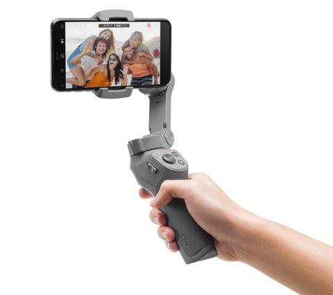 DJI Osmo Mobile 3 : plus léger et plus créatif, le nouveau stabilisateur est officiel