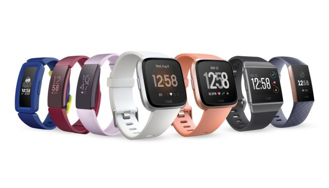 Fitbit Family Trackers
