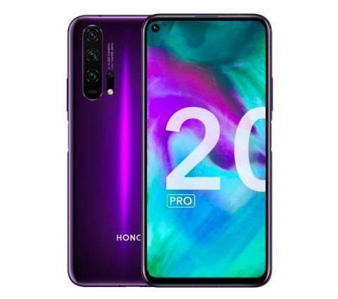 Honor 20 Pro : pour son lancement, 100 euros de réduction soit un prix de 499 euros