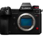 Panasonic Lumix S1H : le plein format orienté vidéo est désormais officiel