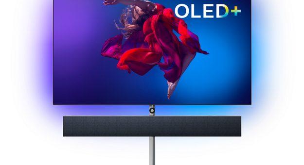Philips OLED+ 984 : le TV avec barre de son Bowers & Wilkins se dévoile avant l'IFA