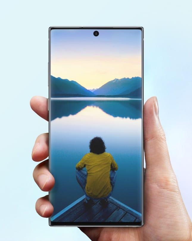 Samsung Galaxy Note 10 et 10+