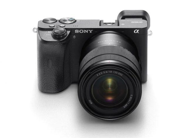 Le Sony Alpha 6600 © Sony