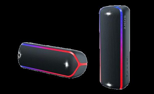 Test Labo de la Sony SRS-XB32 : une autonomie à la hauteur