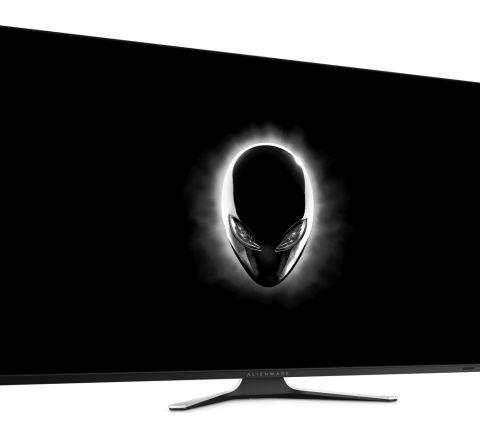 Gamescom 2019 – Alienware dévoile un moniteur OLED 55 pouces