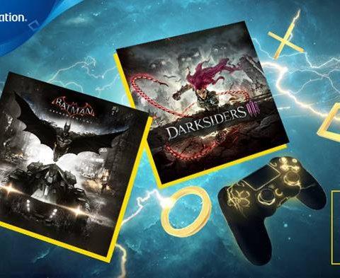 PlayStation Plus : voici les jeux offerts au mois de septembre 2019