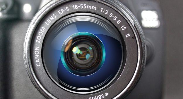 Canon objectif