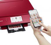 Canon lance ses nouvelles imprimantes multifonctions Pixma TS3350, TS5350, TS6350 et TS8350