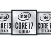 Intel Comet Lake 10e génération