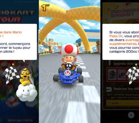 Mario Kart Tour : débuts réussis pour le dernier jeu mobile de Nintendo