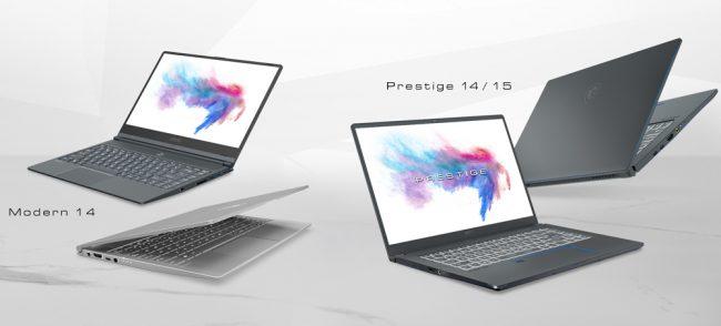 MSI Prestige Modern