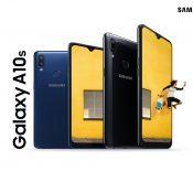 Galaxy A10s : Samsung présente une version améliorée du Galaxy A10