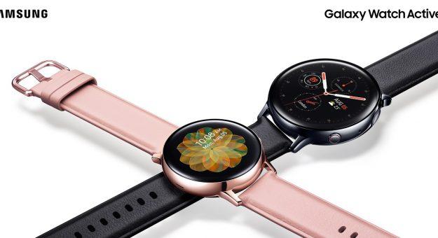 Samsung dévoile sa Galaxy Watch Active2 avec une lunette rotative numérique