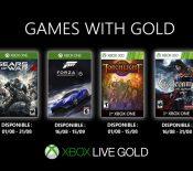 Xbox Games with Gold : les jeux gratuits d'août 2019