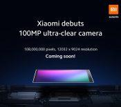 Xiaomi travaillerait sur quatre smartphones équipés de capteurs de 108 Mpx