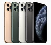 iPhone 11 Pro et iPhone 11 Pro Max officialisés : enfin le triple module photo