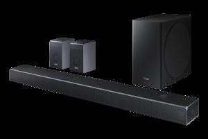 Test Labo Samsung HW-Q90R : une barre de son performante et riche en fonctionnalités