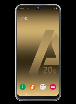 Test Labo du Samsung Galaxy A20e : pour aller à l'essentiel