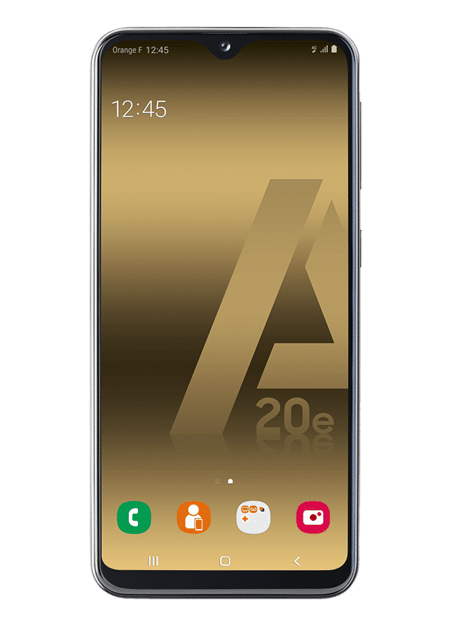 test Samsung Galaxy A20e