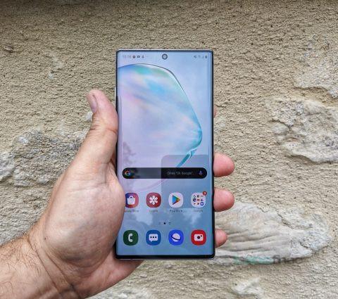 Traçage du mobile : Samsung envoie une étrange notification sur ses smartphones